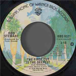 Rod Stewart - The First Cut Is The Deepest download