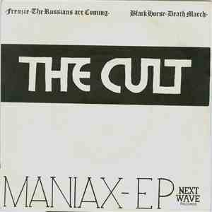 The Cult Maniax - The Cult Maniax EP download